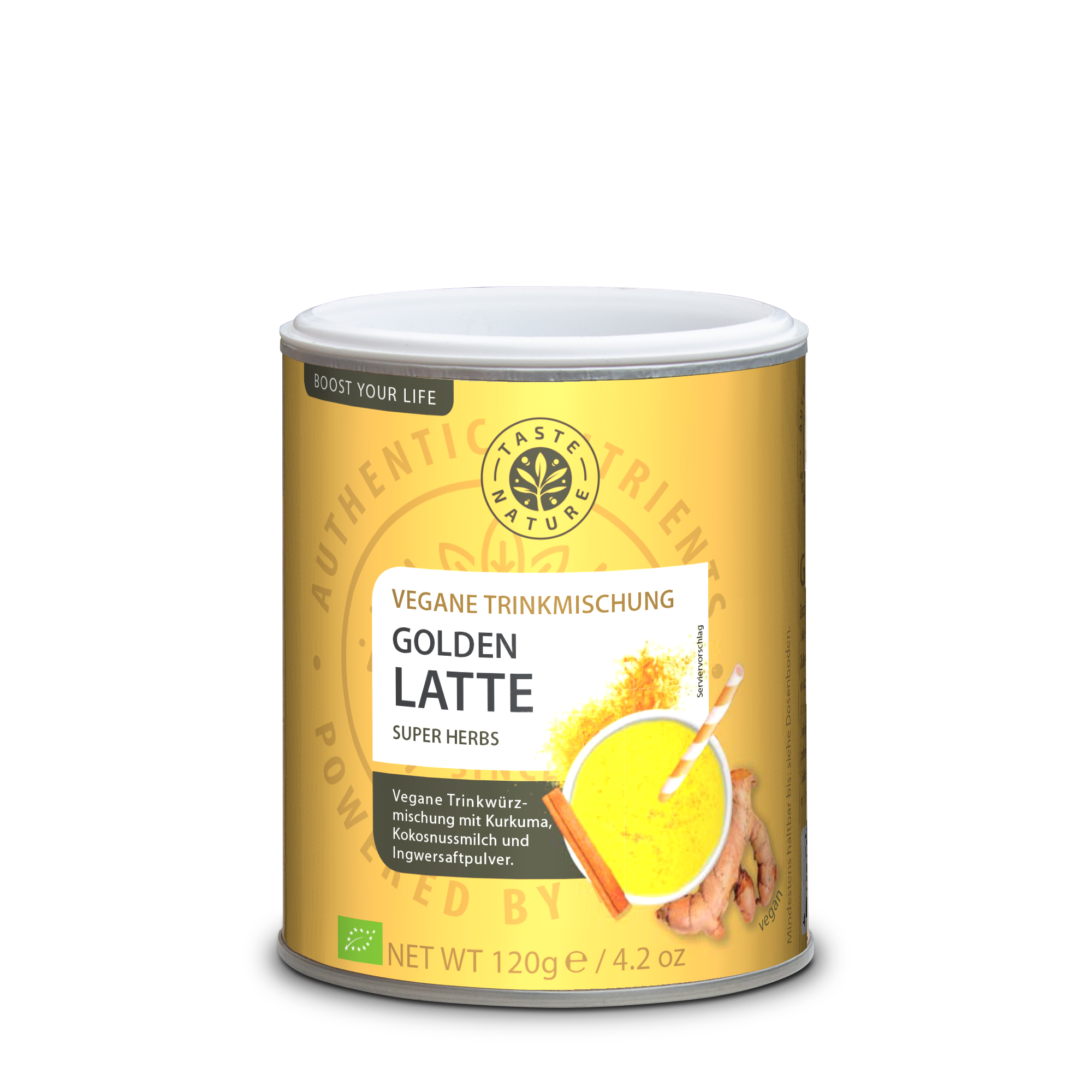 BIO GOLDEN LATTE