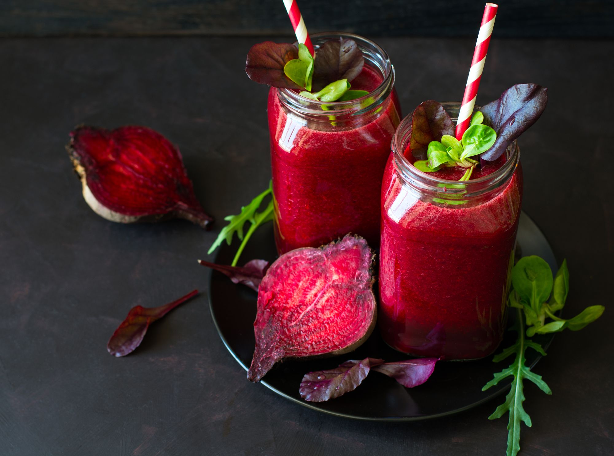 Taste Nature Bio Rote Beete Smoothie